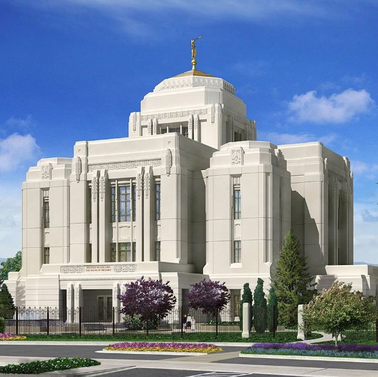 Meridian Idaho Temple This Is The One Wedding