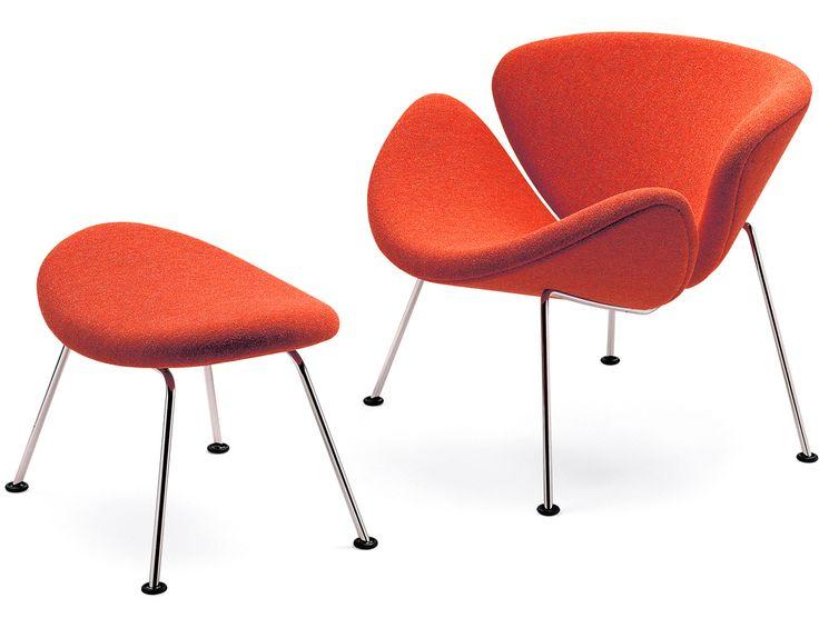Productnaam: Oange Slice Chair   Ontwerper: Pierre Paulin   Merk: Artifort    Land