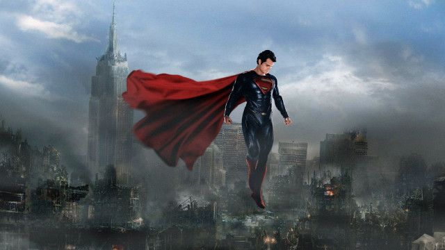 Man Of Steel Wallpaper Image Picture Photos