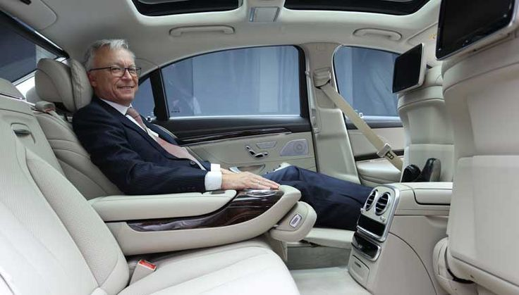 Roland Folger, Managing Director and CEO, Mercedes-Benz India.