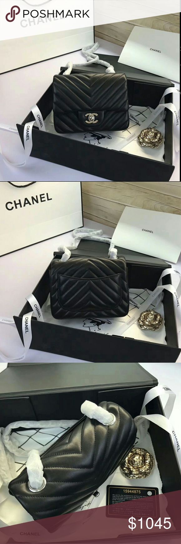 CHANEL Handbag *CYBER MONDAY SALE*  ALL ORDERS 10% OFF  If you would like to purchase this item or learn more about our product listings, please direct message us on Instagram:   @laluxlounge @laluxlounge @laluxlounge  Check out our customer reviews to ensure that your purchase will be worthwhile!  Product packaging and shipping times vary per item CHANEL Bags Shoulder Bags