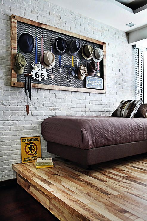 easy ways to smarten up a small bedroom
