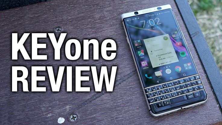 BlackBerry KEYone Review! It keeps going and going... One of the main selling points for a smartphone a decade ago was the fact that these were communicators. It was really the first time that the internet walked with you 24/7 and at the top of that food chain was BlackBerry. This alone became so viral that we even had names for people that became addicted to their BlackBerries. It's the main reason why I've carried two phones ever since even if the BlackBerry got replaced shortly after…