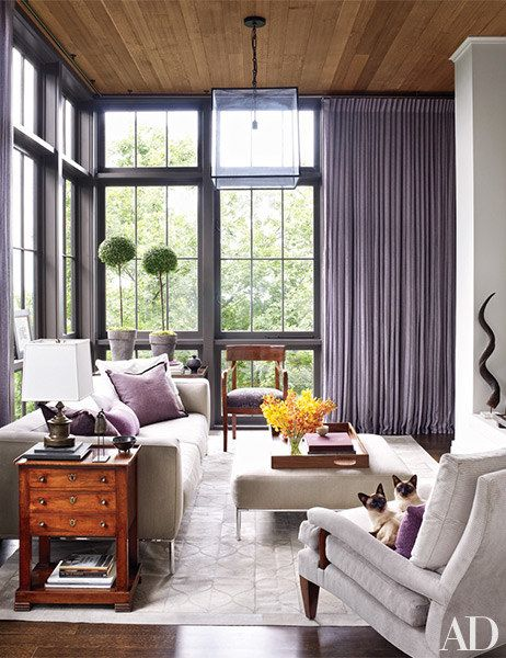 Tour Ray Booth And John Shea S Grand Hilltop Home In