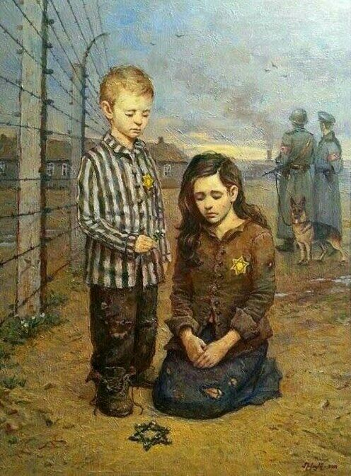 24/04 Yom HaShoah  Never forget