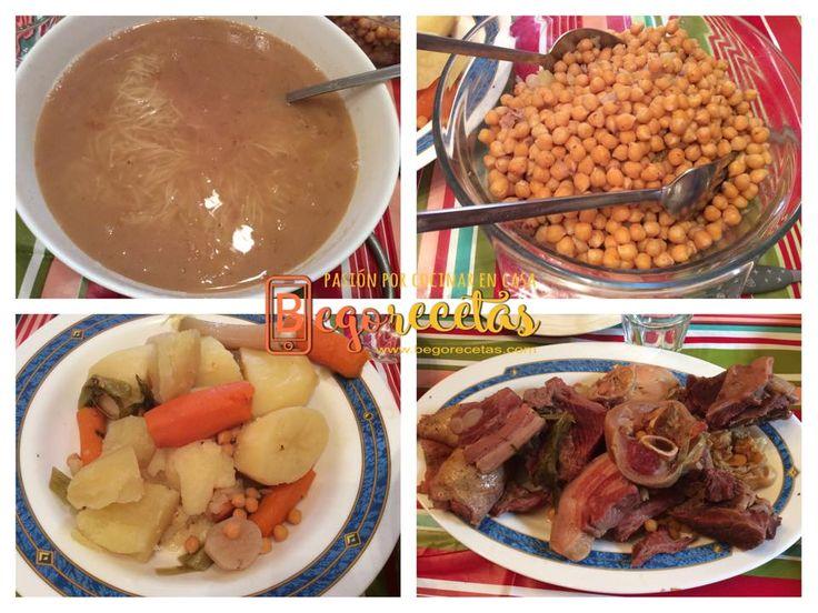Blog con recetas de cocina realizadas de manera tradicional, y en ollas GM, Cecomix, Cecomixer y Cecofry
