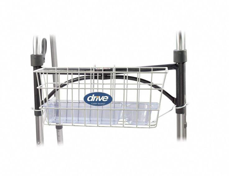 Drive 10200b universal walker basket with insert walker