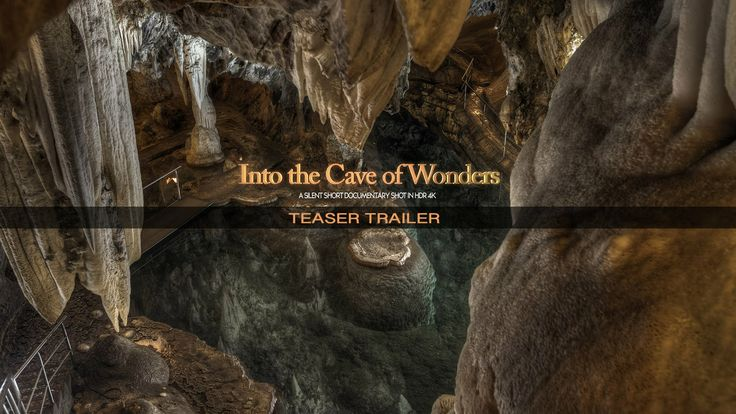 Teaser trailer - Into the Cave of Wonders [4k HDR short documentary] on Vimeo