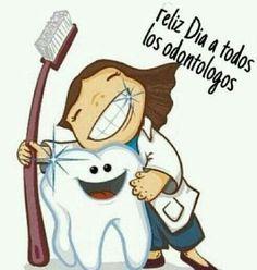 Feliz día del odontologo