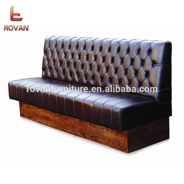 Source Mexican Restaurant Round Booths Sofa Seating Tufted Leather Booth Seating On M Alibaba Com Divan Dlya Restorana Mebel Banketnye Sideniya