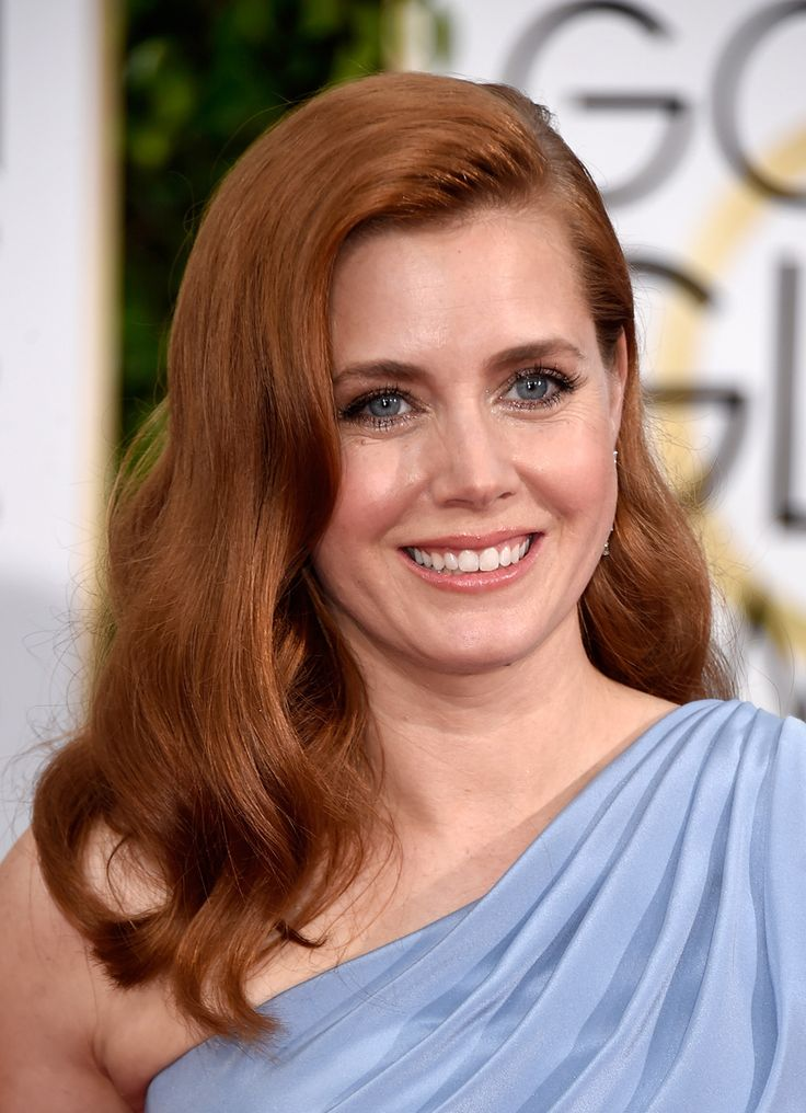 THIS Is the Newest, Hottest Haircolor of 2015 via Brit + Co. - Amy Adams