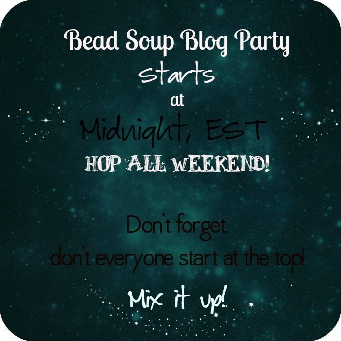 http://www.prettythingsblog.com/2017/03/welcome-to-bead-soup-blog-party-bead.html #beadsoupblogparty