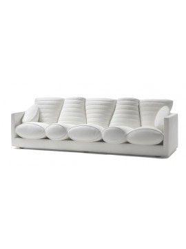 Sofa Meritalia Prosciutto design Marc Newson