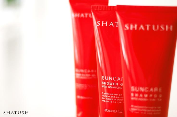 #Shatush #suncare #showergel #mask #hairgel