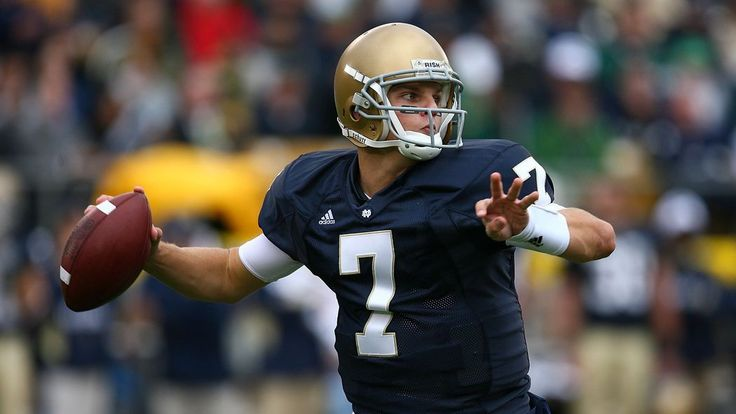 Notre Dame Football: Jimmy Clausen Was Just The Greatest
