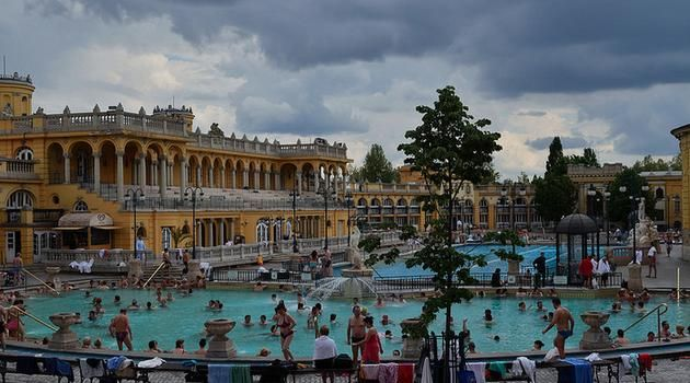 Ночная жизнь Будапешта — iknow.travel