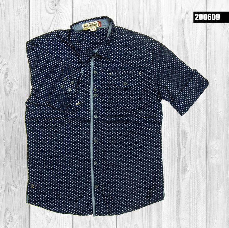 camisa-hombre-mini-prints-manga-corta-color-azul-200609