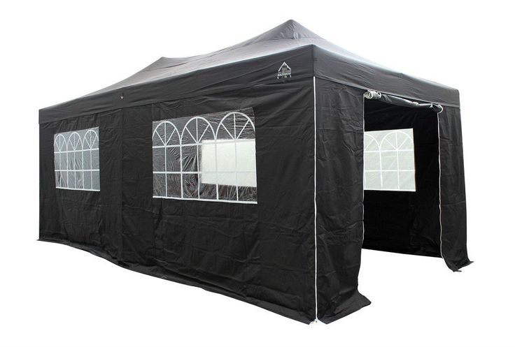 All Seasons Gazebos, Choice of Colours 3x6m (10ft x 20ft), Heavy Duty, Fully Waterproof, PVC Coated, 400 pund