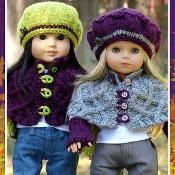 Pemberton ~ for American Girl Dolls - via @Craftsy