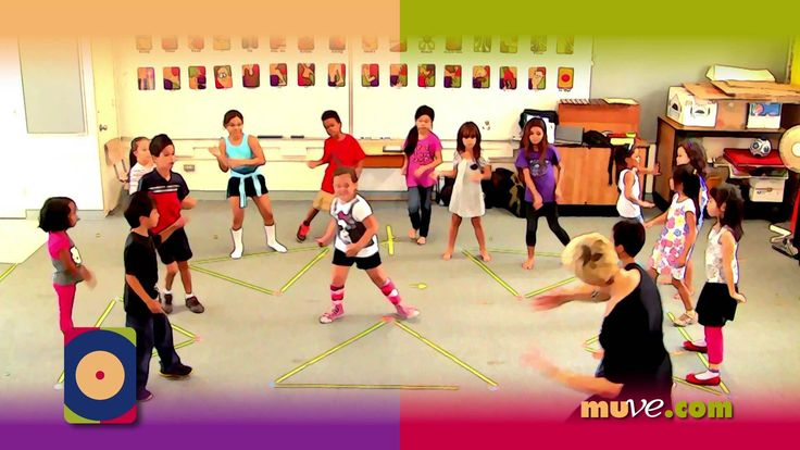 Exercise Kids Like - MUVE Dance Games for Kids are Fun Physical Activiti...