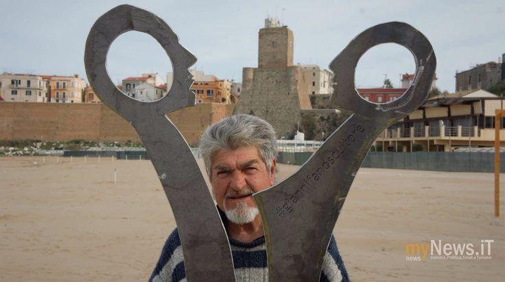 Unione e Separazione.  #gfscultore #spiaggiapanfilo #termoli #molise