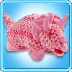 Pink Dinosaur Pillow Pet