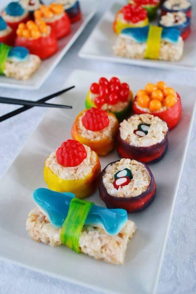 Sushi bonbon                                                                                                                                                      More