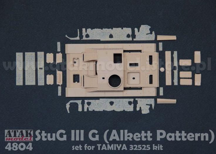 4804 ZIMMERIT StuG III G