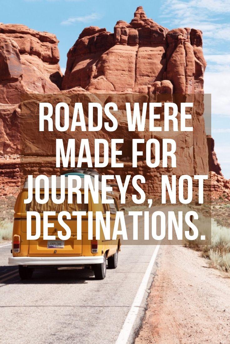 56 Unique Road Trip Quotes And Captions To Pump You Up Road Trip Quotes Travel Quotes Road Trip