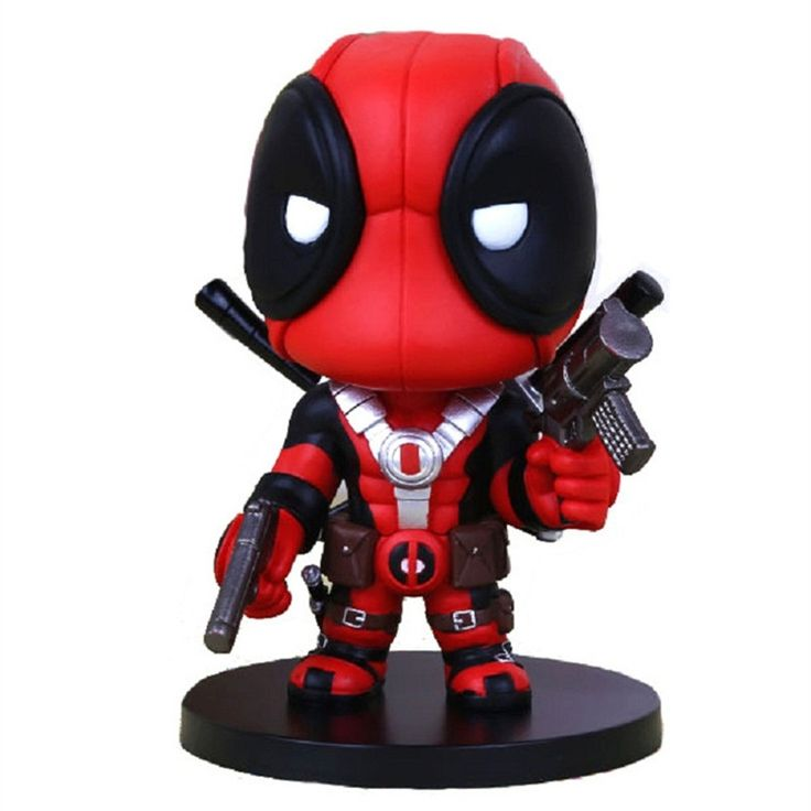27.16$  Watch now - http://aliijp.shopchina.info/go.php?t=32632589502 - 2016 Q  Version one piece Anime X-men figurine PVC Doll Funko Pop Deadpool Action Figure Toys For Children collection  #buyonlinewebsite