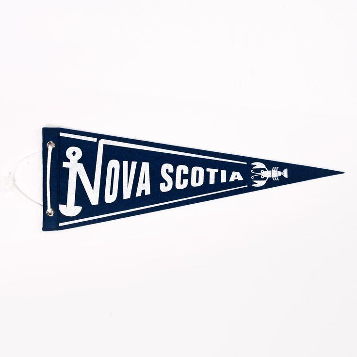 Nova Scotia Pennant