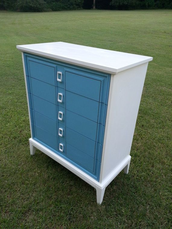 Bedroom Furniture Redo 312 best painted - mid century inspiration images on pinterest