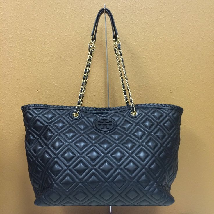TORY BURCH Marion Quilted Tote, $299.99