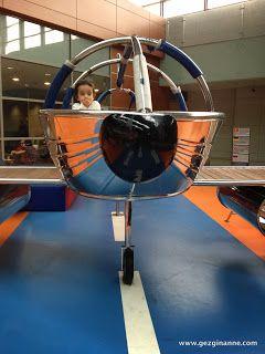 Sabiha Gökçen Havalimanı Çocuk Parkı