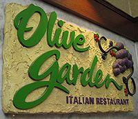 Olive Garden Gluten Free Menu