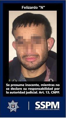 SEMANARIO BALUN CANAN: Policía Municipal detiene a dos sujetos con armas