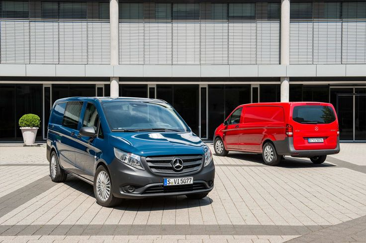 New Price Release 2015 Mercedes-Benz Vito Review Front View Model