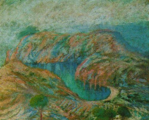 impressionism-art-blog:Calanque Jonculs (Cadaques) via Salvador...