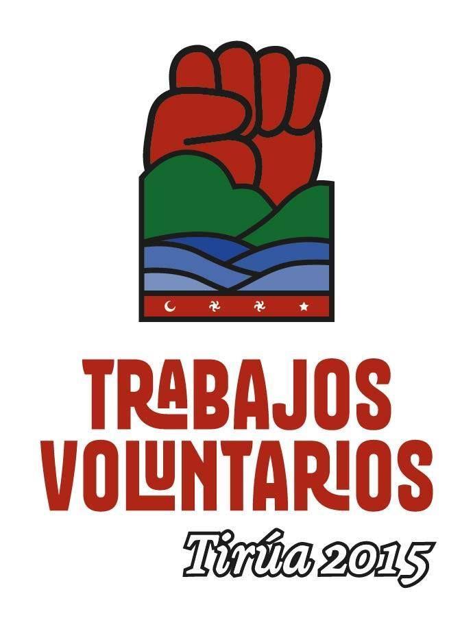 #VoluntariadoTirua2015! #UnionNacionalEstudiantil