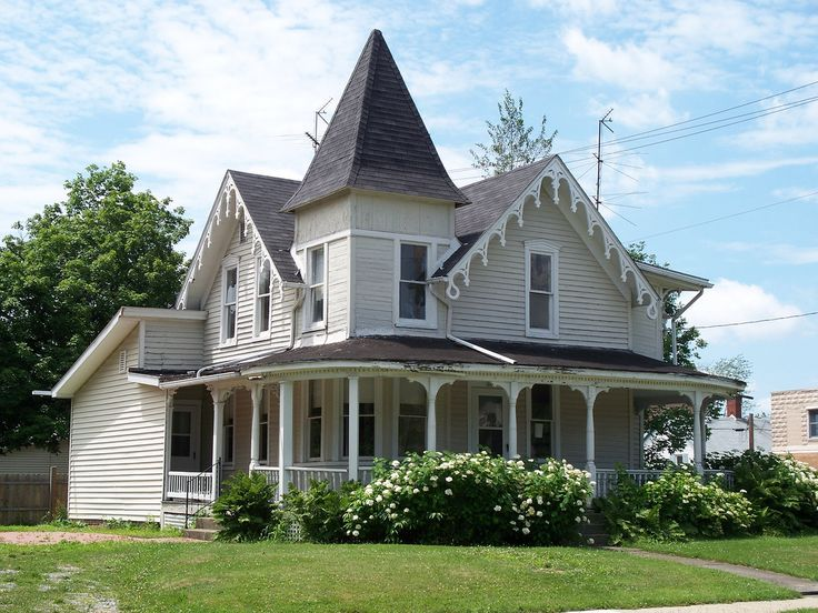 38 best images about carpenter gothic on pinterest for Salem house