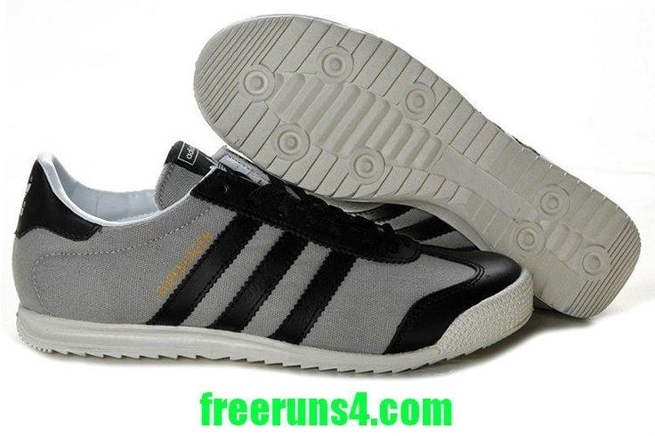Adidas Originals Dragon G50913 Mens Grey Black