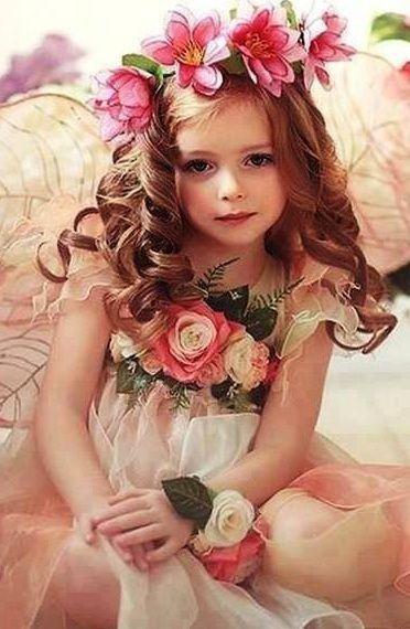 Super sweet floral crown