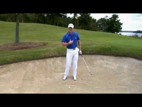 Master bunker play with Justin Rose