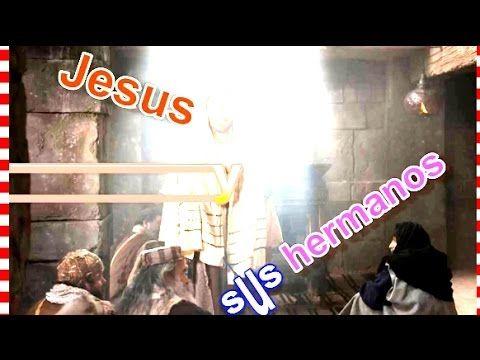 Los cuatro hermanos de Jesús de Nazaret