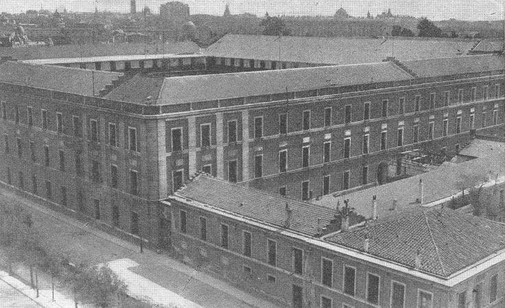 El Cuartel de la Montaña fue una edificación militar de Madrid construido durante el siglo XIX, situada en la Montaña de Príncipe Pío. Alcanzó gran notoriedad por tratarse del lugar en el que se inició la sublevación militar de julio de 1936 en la capital española.