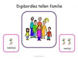 Digibord - Tellen