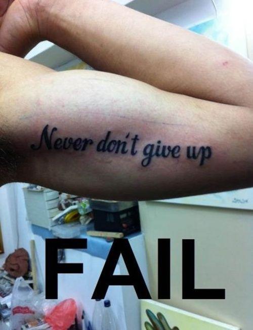 Best Bad Tattoos Images On Pinterest Bad Tattoos Drawings - 24 funniest tattoo fails