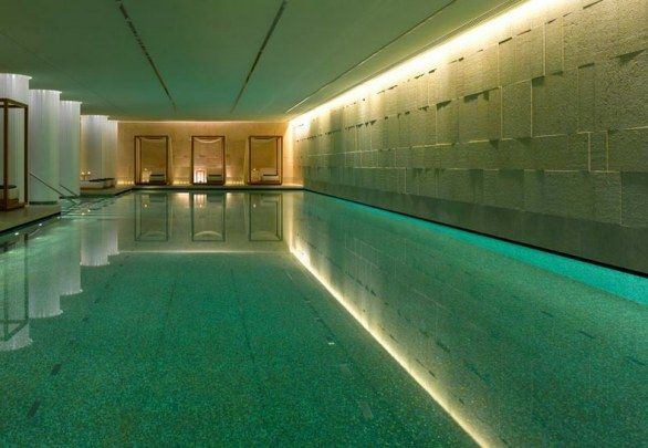 #Bulgari Hotel in #London