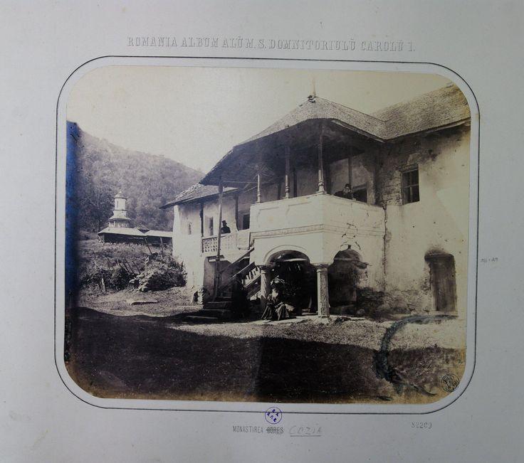 Cozia Monastery, Valcea County