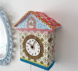 DIY Home decorated  clock